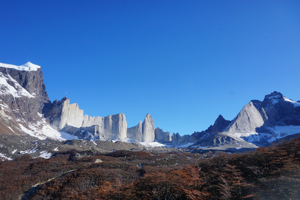 Tag 3 Torres del Paine NP
