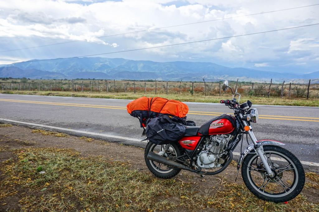 Road Trip by motorbike