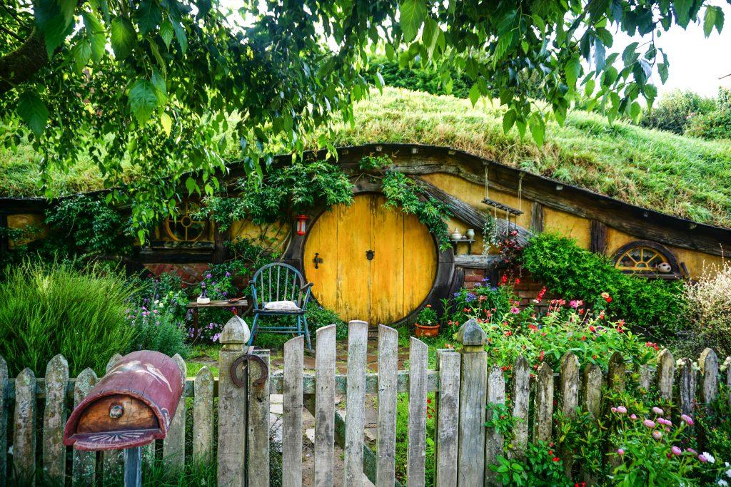 Hobbit-Höhle :-)